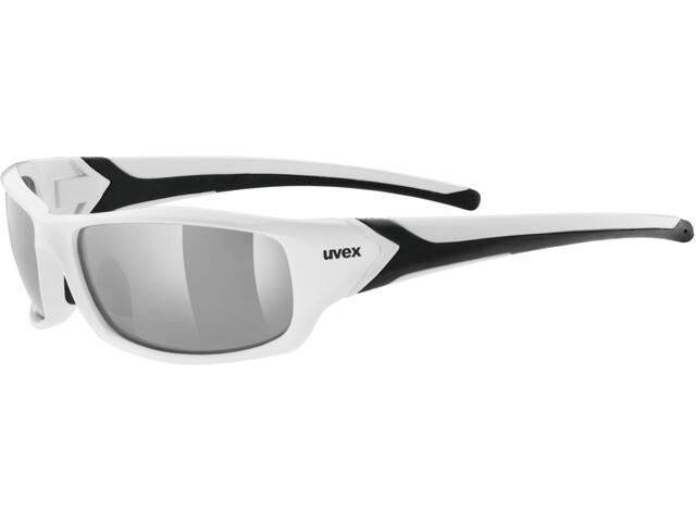 UVEX Sportstyle 211 Pola Cykelbriller hvid (2019) | Briller